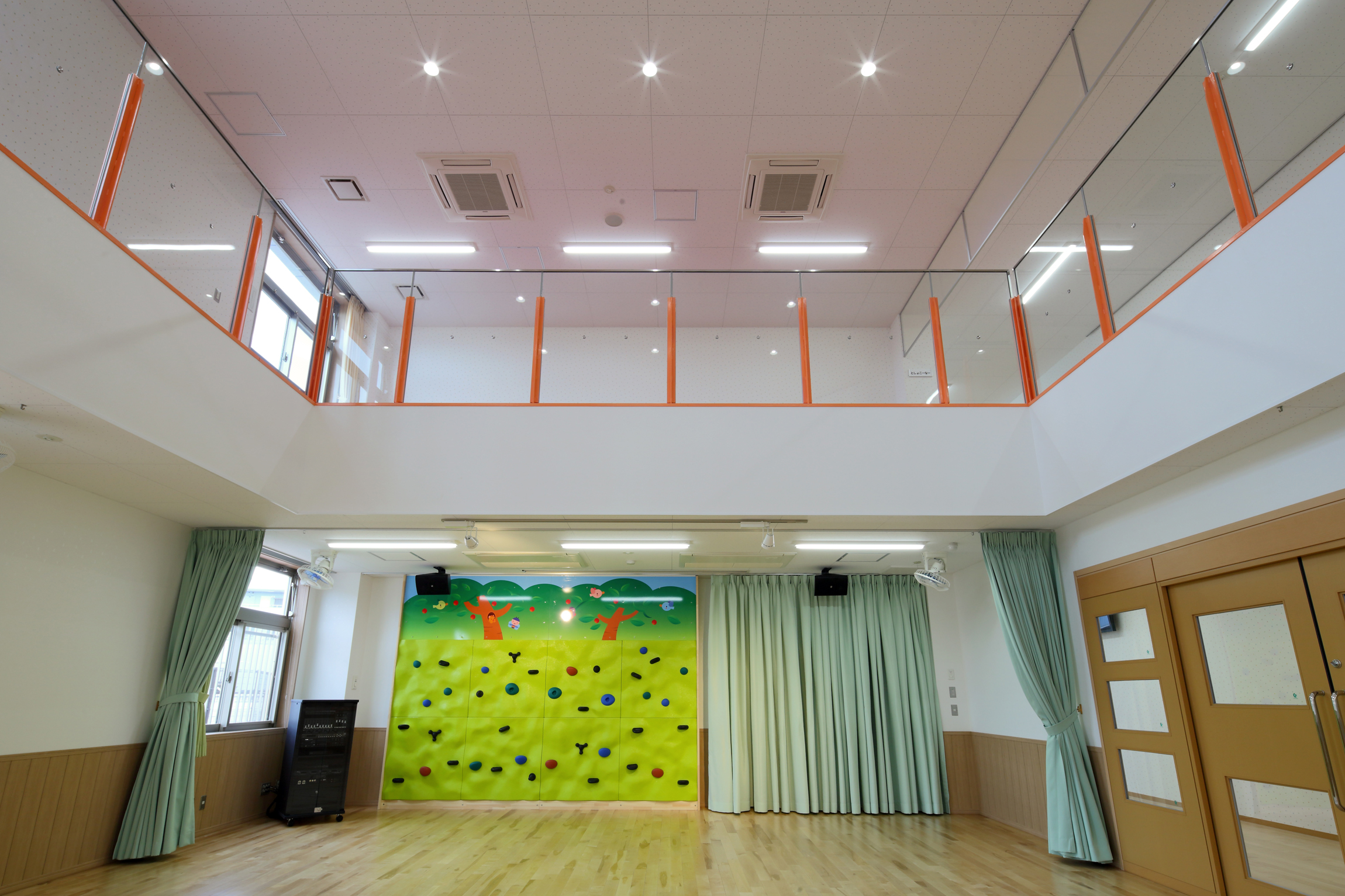 1階 遊戯室