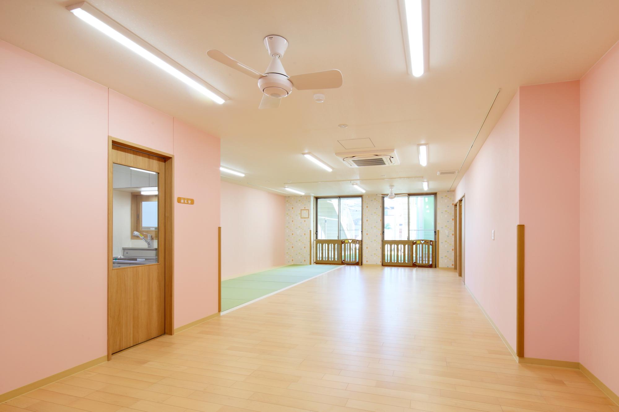 10_1階 0歳児保育室