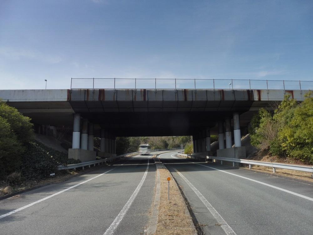 東山橋着手前