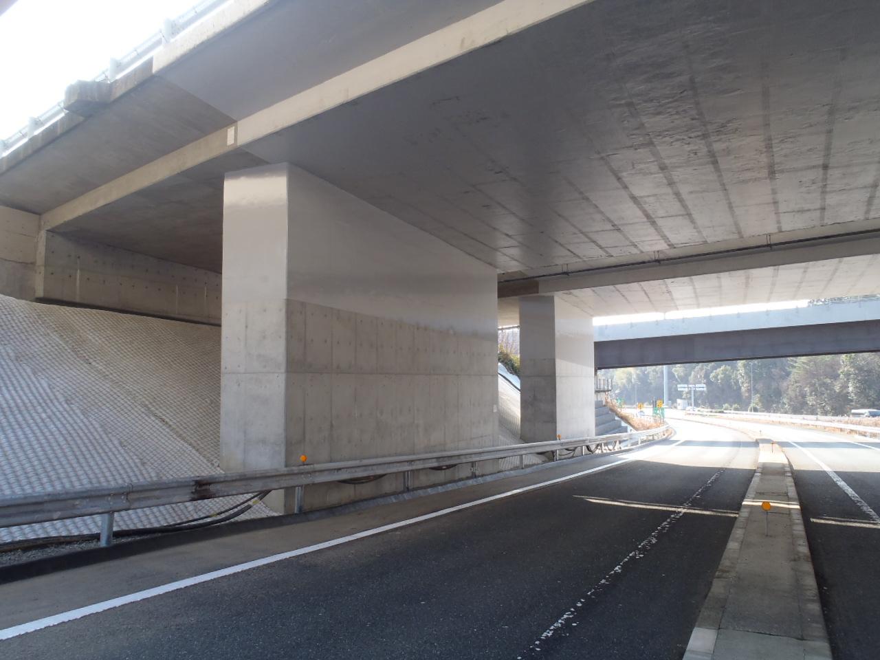 市井手橋完成Aランプ