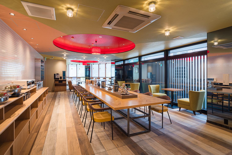 1階レストラン①